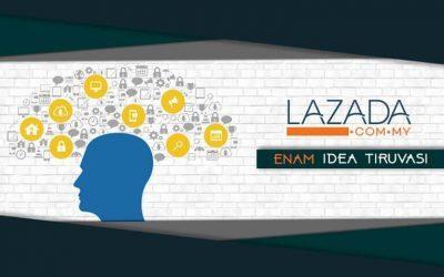 Idea Tiruvasi Untuk Bisnes Anda Berdasarkan Ulangtahun Ke-5 Lazada