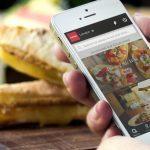 mobile app restoran dan cafe pic