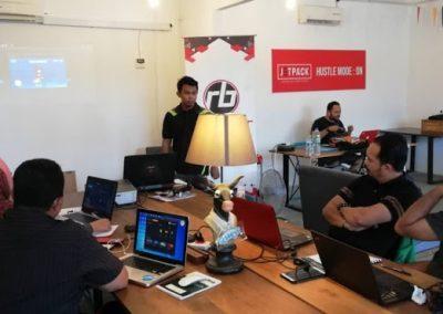Bengkel App & Games di Langkawi - Oktober 2018 - 1