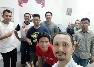 Bengkel App Games di Kuala Lumpur 2