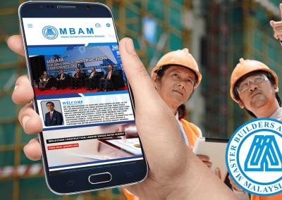 RAXBIT Portfolio - App MBAM