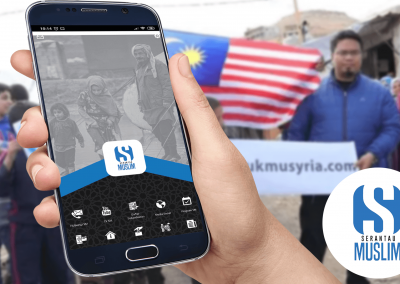 RAXBIT Portfolio - App Serantau Muslim
