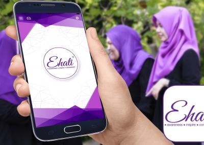RAXBIT Portfolio - App eHati