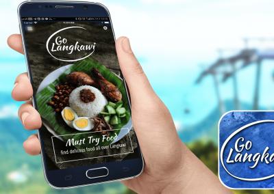 RAXBIT Mobile App Development - Go Langkawi