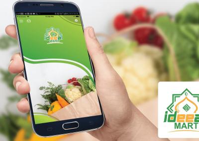 RAXBIT Mobile App Development - Ideeal Mart