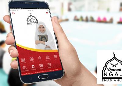 RAXBIT Mobile App Development - Ngaji Anuar