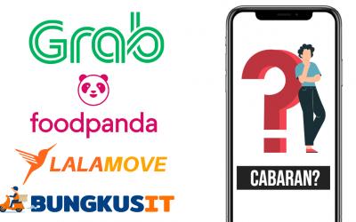 6 Perkara WAJIB Tahu Untuk Buat Mobile App ala-ala GRAB, Foodpanda, Lalamove atau BungkusIT